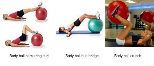 body ball series